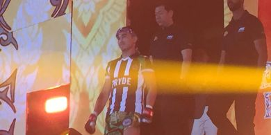 ONE Championship: Warrior's Code - Petchyindee Juara ONE Featherweight Muay Thay