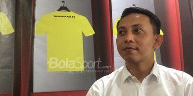 Bhayangkara FC Pastikan Sponsor Tidak Pergi Selama Kompetisi Berhenti