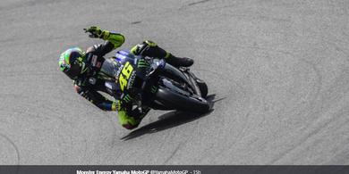 Bukan Cuma Gelar yang Bikin Bos LCR Honda Salut dengan Valentino Rossi