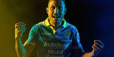 Besok, Top Scorer Sementara Liga 1 2020 Asal Persib akan Tiba di Indonesia