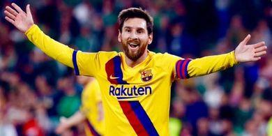 Digosipkan Khianati Barcelona, Messi: Saya Masih Cinta, Kok!