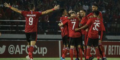 TERPOPULER OLE - Hasil Bali United di Piala AFC, Brylian Aldama Gabung Klub Eropa, Hingga Pemain Inti Persib