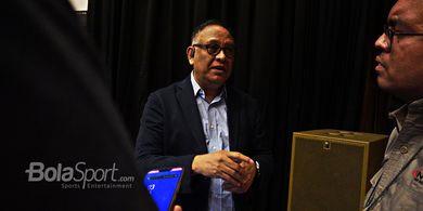 Plus Minus Kompetisi Dilanjutkan September Menurut Hasani Abdulgani