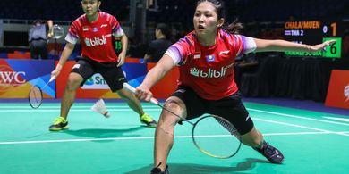 Kejuaraan Beregu Asia 2020 - Tim Putri Indonesia Tumbang Di Tangan Thailand