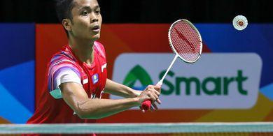 Tunggal Putra  Indonesia Loloskan 2 Wakil ke Olimpiade, Pelatih Siapkan yang Terbaik