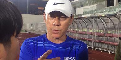 Shin Tae-yong Tetap Pimpin Langsung Latihan Virtual Timnas U-19 Indonesia