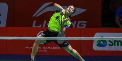 Gregoria Mariska Tunjung Belum Difokuskan ke Olimpiade Tokyo 2020