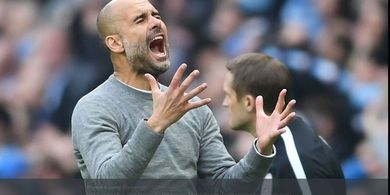 Lawan Real Madrid, Guardiola Larang Pemain Manchester City Ngomong