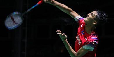 Hasil PBSI Home Tournament - Jonatan Christie Amankan Kemenangan