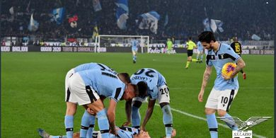 Jangan Kaget, Ini 4 Alasan Lazio Bisa Juara Liga Italia