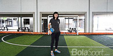 Citra Adisti, Kiper Timnas Futsal Putri yang Punya Segudang Prestasi