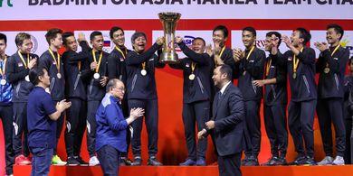 Daftar Peserta Piala Thomas dan Uber 2020 - Tim Putra Indonesia Lolos, Tim Putri Selamat