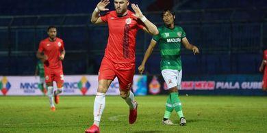 Pelatih Persija Kecewa The Jak Mania Tidak Bisa Datang ke Stadion