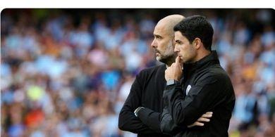 Soal Hukuman Manchester City, Arteta Beri Dukungan untuk Guardiola