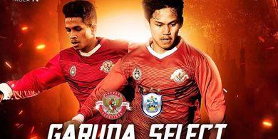 Link Live Streaming Garuda Select Vs Huddersfield, Uji Coba Ketiga di Inggris Tahun Ini