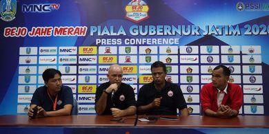 Persija Diminta Tidak Ikut Selebrasi Penyerahan Medali Piala Gubenur Jatim
