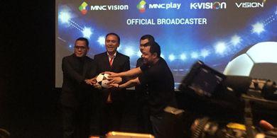 Ketua PSSI Apresiasi Kerja Sama dengan MNC Vision Network Soal Hak Siar Liga 1 2020