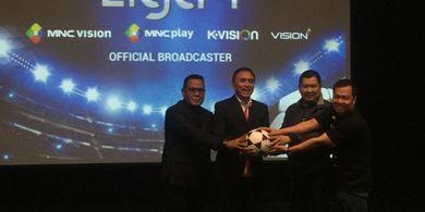 MNC Vision Networks Siarkan Liga 1 dan Liga 2 2020