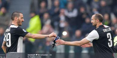 Kapten Juventus Lakukan Pergantian Pemain Sendiri demi Main di Laga Kontra Brescia