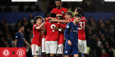 Highlight Chelsea Vs Manchester United - Drama VAR di Stamford Bridge