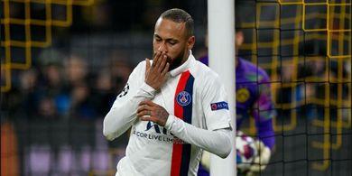 Bobol Gawang Borussia Dortmund, Neymar Tidak Senang karena Hal Ini