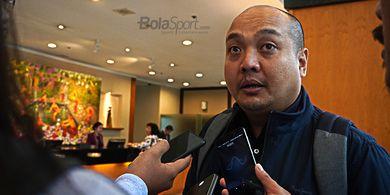 Respon Manajer Persita Soal Laga Persahabatan Lawan Selebritis FC