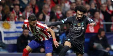 Hasil Liga Champions - Markas Atletico dari Surga Jadi Neraka bagi Liverpool