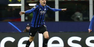 Josip Ilicic Sebut Atalanta Bukan Lagi Tim Kejutan di Liga Champions