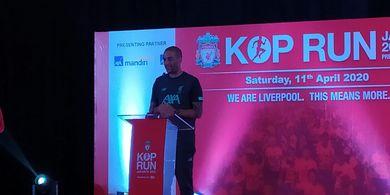 Legenda Liverpool Bicara soal Pesan Positif Kop Run dan Gelar Premier League