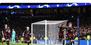 Hasil Liga Champions - Pelatih Termuda Sepanjang Sejarah Hancurkan Pasukan Mourinho