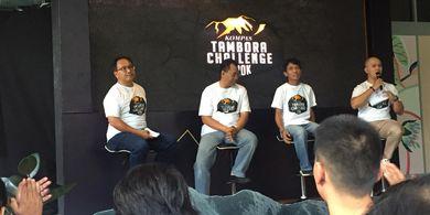 Edisi Ke-6 Kompas Tambora Challenge 320K Digelar pada 22-25 Juli 2020