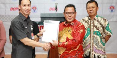 Serahkan Rekomendasi pada PT LIB, Ini Harapan BOPI Untuk Liga 1 2020