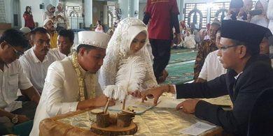 Evan Dimas Darmono Resmi Menikah Sehari Sebelum Launching Persija