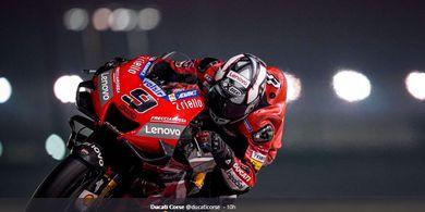 Tes Pramusim MotoGP 2020 Qatar - Senjata Rahasia Ducati Ketahuan, Danilo Petrucci Langsung Amnesia