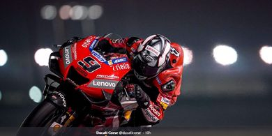 Danilo Petrucci Gantungkan Nasibnya kepada Valentino Rossi dan Andrea Dovizioso