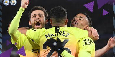Hasil Lengkap dan Klasemen Liga Inggris - Chelsea Menangi Derbi, City Perkecil Jarak dari Liverpool
