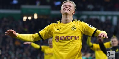 Borussia Dortmund Ketakutan Erling Haaland Diambil Real Madrid