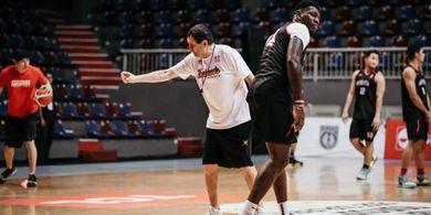 FIBA Asia Cup 2021 Qualifiers - Buta Kekuatan Lawan Jadi Kendala Indonesia Hadapi Filipina