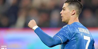 Susahnya Ronaldo Bikin Gol di Kandang Olympique Lyon