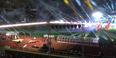 Jelang Liga 1 2020, Persija Gelar Launching Tim di Stadion Utama GBK