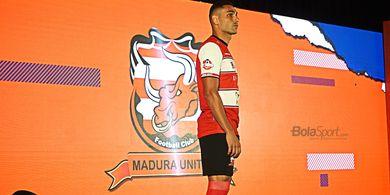 Shopee Liga 1 2020 - Daftar 30 Pemain Madura United, 2 Nama Tenar Tersingkir