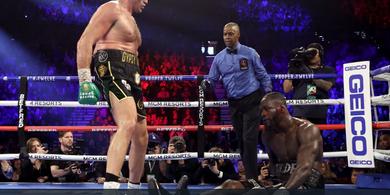 Tyson Fury Muncul, Ini 10 Petinju Terbaik dalam Daftar Pound-per-pound