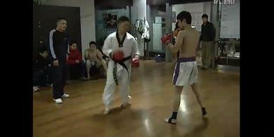 Taekwondo Vs Muay Thai Siapa yang Menang? Video ini Menjawabnya