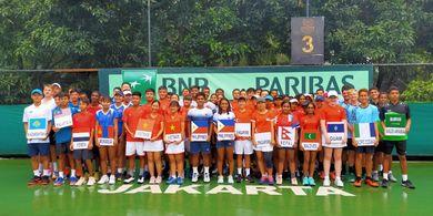 Indonesia Jadi Tuan Rumah Pra-Kualifikasi Piala Davis dan Piala Fed Junior