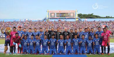 Arema FC Tunjuk Tiga Nama Sebagai Kapten Tim di Liga 1 2020