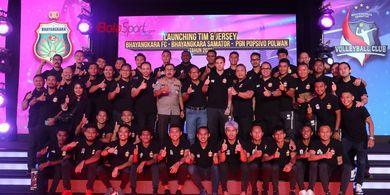 Pelatih Bhayangkara FC Akui Lelah Dengar Tim Berlabel Bintang