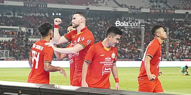 Persija Jakarta Optimis Raih 3 Poin di Laga Perdana Lawan Borneo FC