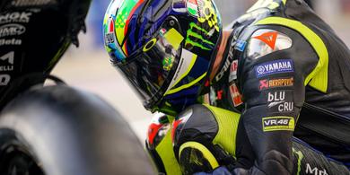 Sebut Rossi Cerdas, Bos Yamaha Yakin The Doctor Tak Butuh Waktu Lama untuk Ambil Keputusan