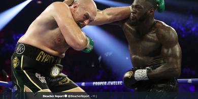 Tyson Fury Ungkap Pertandingan Ketiga dengan Deontay Wilder Pasti Lebih Berbahaya!