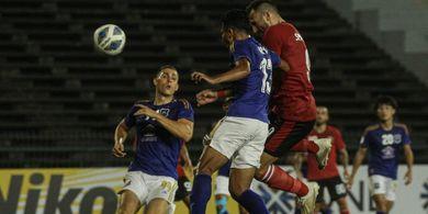 Teco Beberkan Alasan Bali United Kalah dari Svay Rieng